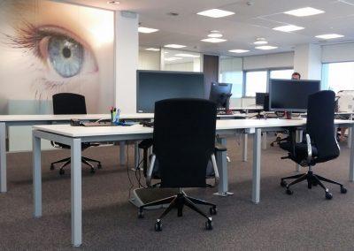 Empresa diseño de oficinas