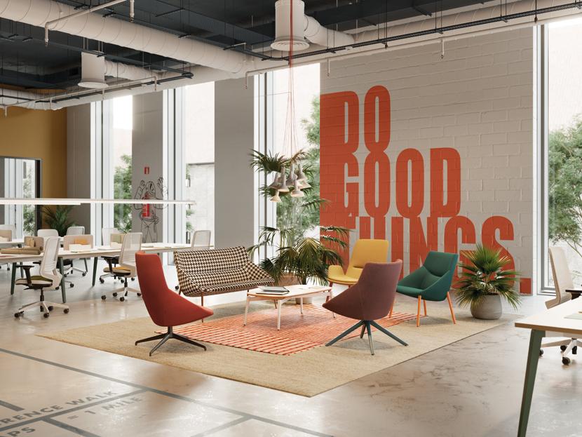 Oficinas flexibles en Madrid