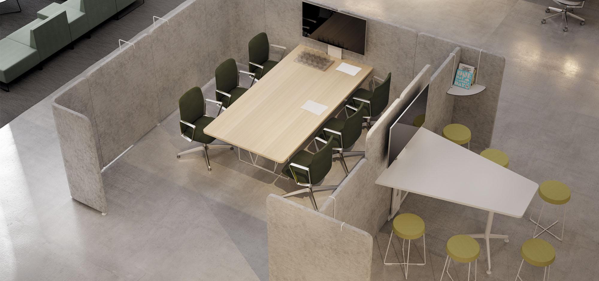 Oficina flexible arquitectos