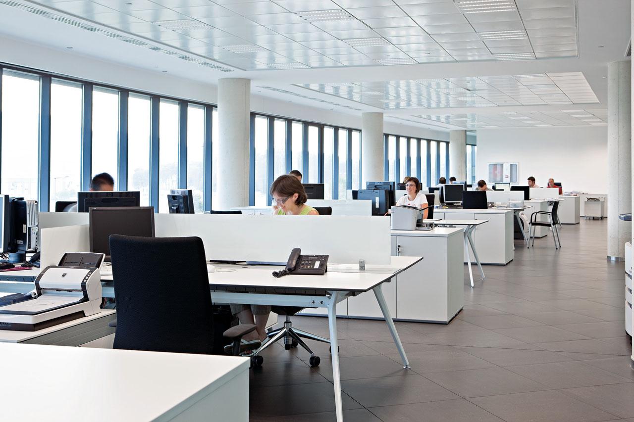 arquitectura de oficinas Madrid