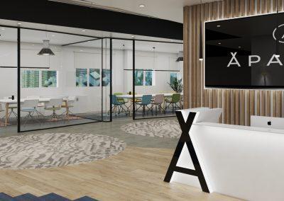 Diseños despachos y salas Apache