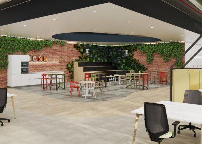 Arquitectos Reforma de oficinas