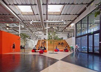 Arquitectos Oficinas flexibles