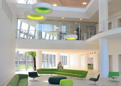mobiliario y arquitectura de oficina