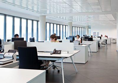 diseño de oficinas interiores