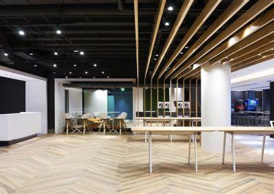 Oficinas flexibles y Workplace