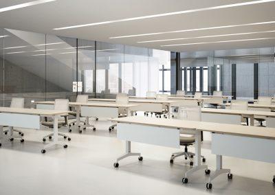 Diseño interiores oficinas
