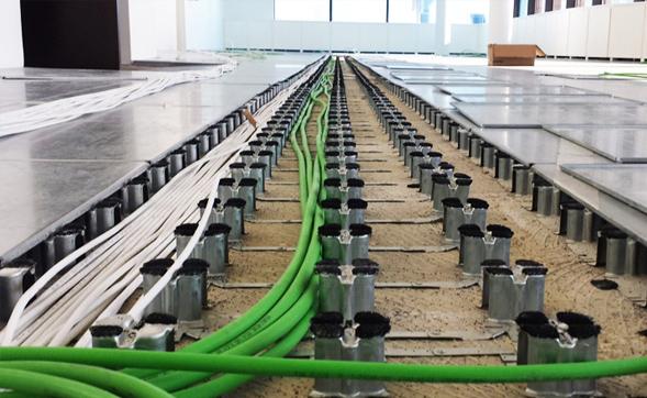 Cableado de red Madrid